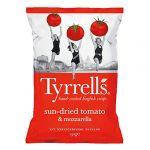 Tyrrell's 150g chips tomate mozza