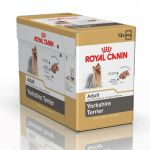 Royal Canin Breed Yorkshire Terrier pour chien - 12x 85 g