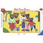 Ravensburger Puzzle Cadre - Petit Ours Brun