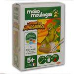 Mako moulages 1 moulage en plâtre : Le monde des dinosaures