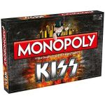Hasbro Monopoly Kiss