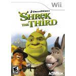 Shrek : the third [import anglais] [Wii]