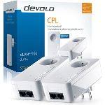Devolo 9298 -  Pack de 2 adaptateurs CPL dLAN 550 duo+ Starter Kit