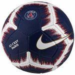 Nike Ballon de football Paris Saint-Germain Strike - Bleu - Taille 5 - Unisex