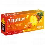 Milical Extra Ananas, 7 fioles de 10ml