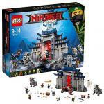 Lego 70617 - Ninjago : Le Temple de l'arme Ultime Suprême