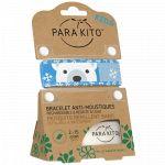 Para Kito Kids - Bracelet anti-moustique Ours polaire