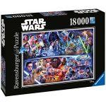 Ravensburger Puzzle Star Wars (18000 pièces)