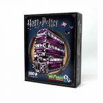 Wrebbit Puzzle 3D Harry Potter : The Knight Bus