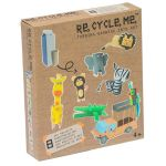 Neotilus Kit créatif ReCycleMe Animaux de la jungle