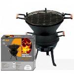 Cao 5632 Belle époque - Barbecue en fonte à charbon