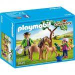 Playmobil 6949 - Poney avec poulain