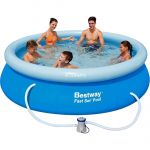Bestway 57270 - Kit de piscine gonflable ronde 305 x 76 cm