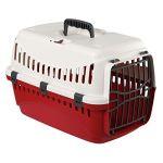 Kerbl Box de transport Expedition pour chien (48 x 32 x 32 cm)