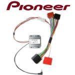 Pioneer Adaptateur pour interface de commande au volant - Pour Audi A3, A4, A6, A8, TT, Seat Alhambra, VW Golf IV, Lupo, Passat, Sharan, T5 (anciens modèles) (Import Allemagne)