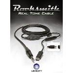 Ubisoft Câble Rocksmith de 3,4m pour connecter une guitare sur Mac, PC, PS3 et Xbox 360