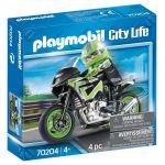 Playmobil 70204 City Life Jouet de Jeu de rôle Multicolore Taille Unique