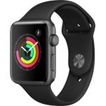 Apple Watch 42mm Series 3 (GPS) - Boîtier Alu / Bracelet Sport