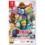 Hyrule Warriors : Definitive Edition sur Switch