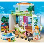 Playmobil 6159 Summer Fun - Terrasse au soleil
