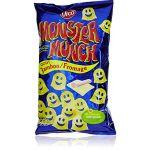 Vico Monster Munch Goût Jambon/Fromage Le Sachet 85 g