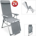 Chaise pliable 690 camping Comparer offres SzMVpqUG