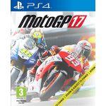 Moto GP 17 sur PS4