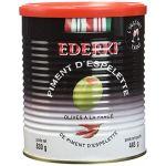 Ederki Olives vertes - A la farce de piment d'Espelette 830g