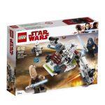 Lego Star Wars 75206 - Pack de combat des Jedi et des Clone Troopers