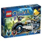 Lego 70007 - Legends of Chima : Le roadster d'eglor