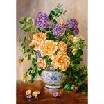 Castorland Puzzle Floral (1000 pièces)