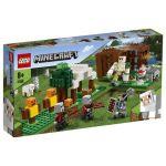 Lego L'avant-poste des pillards Minecraft - 21159