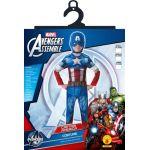 Déguisement Captain America Avengers enfant