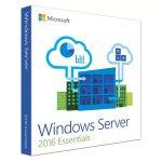 Windows Server 2016 Essentials OEM DVD [Windows]