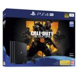 Sony Console PS4 Pro Call Of Duty Black Ops 4