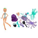 Mattel Monster High Transformation Émotion timide/effrayante