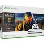 Microsoft Console Xbox One S 1 To + Anthem Legion of Dawn