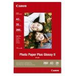 Canon 20 feuilles de papier photo Paper Plus II 260g/m² (A3)