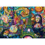 Bluebird Puzzle Puzzle Iconic Travel