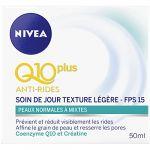 Nivea Q10 Plus - Soin de jour anti-rides texture légère
