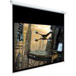 Lumene Ecran de projection PLAZZA II 200 1/1 MANUAL SCREEN 203x203