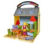 Simba Toys Pompier Sam - Café de morue à 2 chiffres multicolore