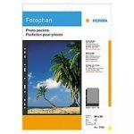 Herma 7788 - Pochettes transparentes Fotophan, pour photos 20 x 30cm