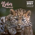 Editions Artémis Calendrier bébés animaux 2021