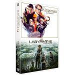 Coffret Le Labyrinthe + Kingsman