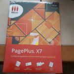 PagePlus X7 pour Windows