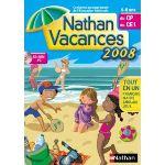 Nathan Vacances du CP au CE1 - 2008 [Windows]