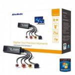 AverMedia DVD EZMaker 7 - Boîtier d'acquisition vidéo analogique en numérique Win/Mac