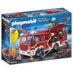 Playmobil 9464 - Fourgon D'intervention Des Pompiers