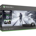 Microsoft Console Xbox One X 1To Metro Exodus Saga